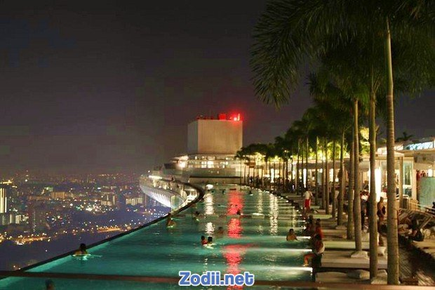 Singapore, Marina Bay Sands Casino